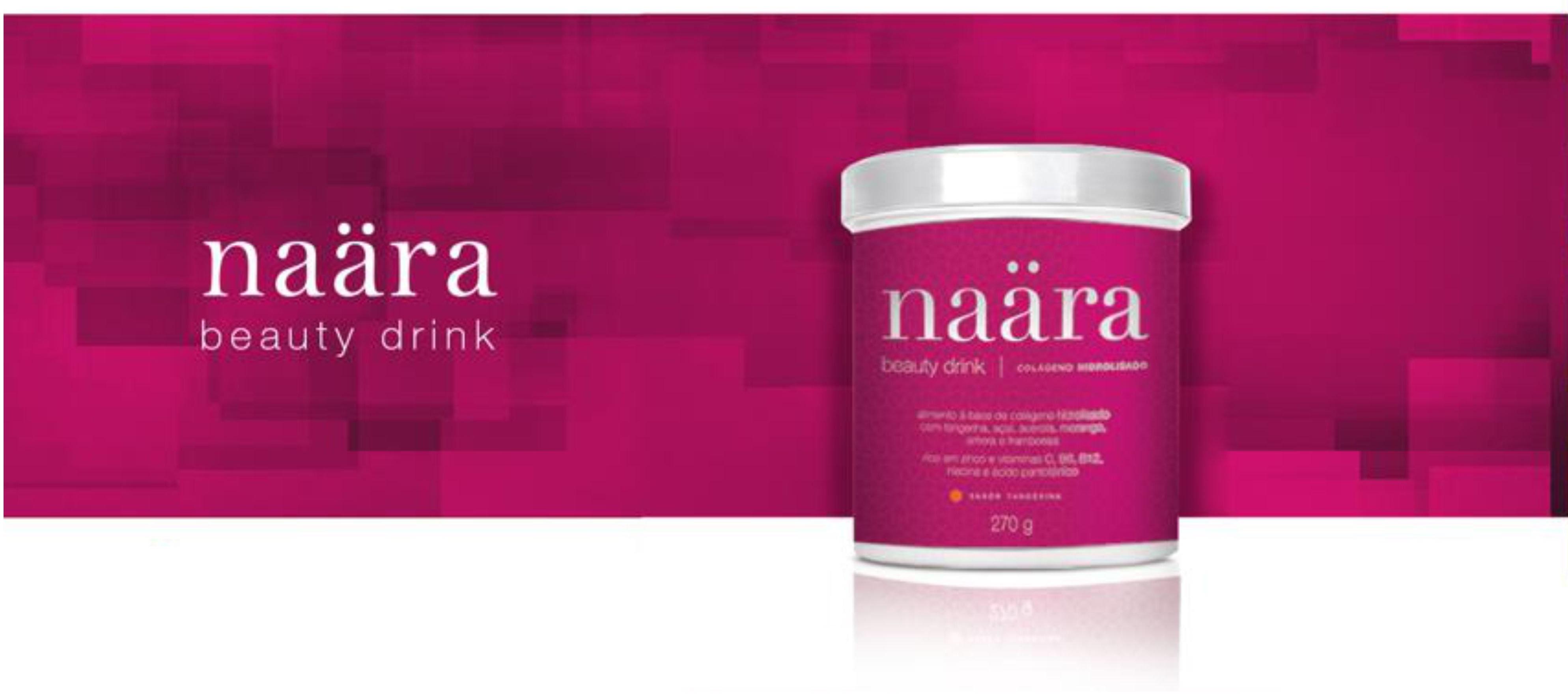 Naära – Beauty drink à base de colágeno hidrolisado